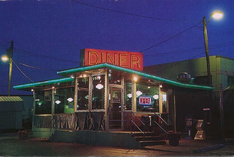 Broadway Diner Stretch