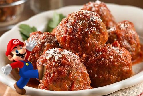 Mario's Grandma's Meatball Recipe