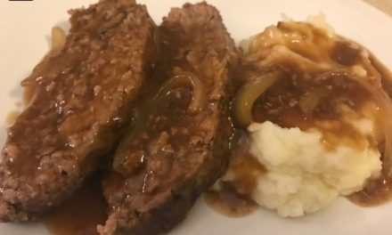 Meatloaf (No Ketchup)