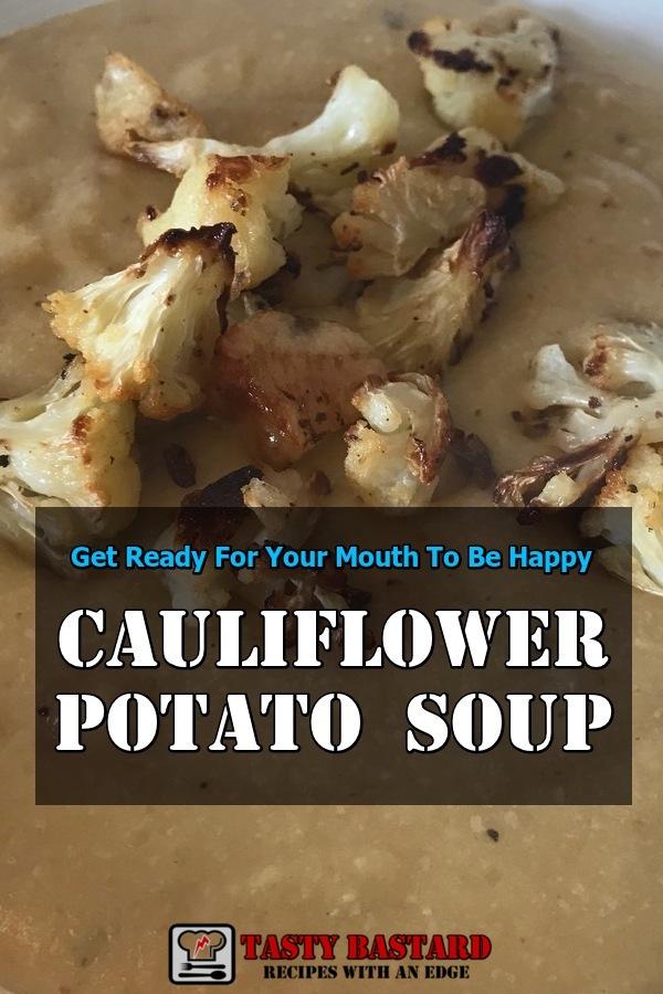 Cauliflower Potato Soup