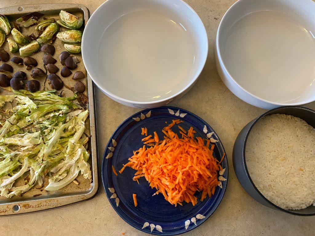 Korean Rice Bowl premade