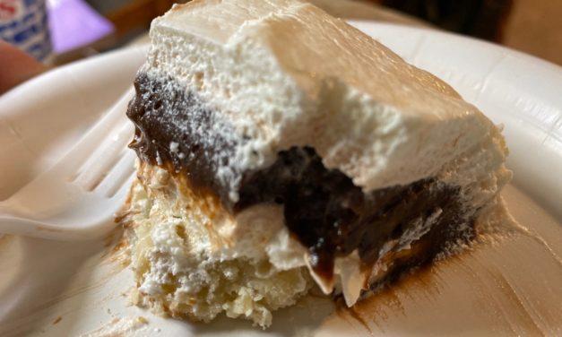 Chocolate Pudding Dessert