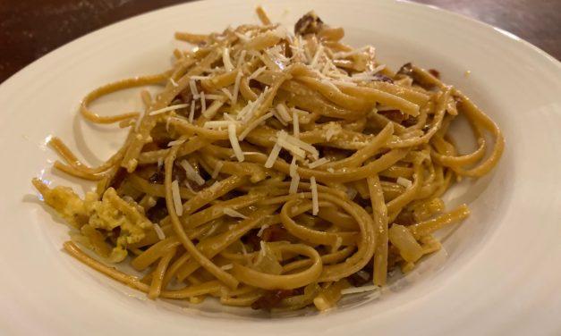 Bacon Pasta Carbonara
