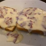 Simple Chipped Beef on Toast